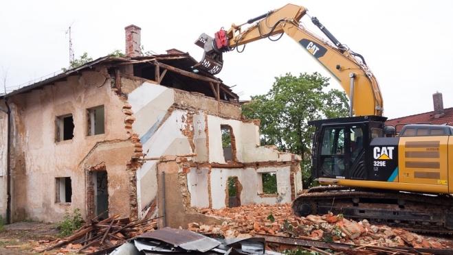 ОНФ предлагает внедрить в России технологию «умного» сноса зданий