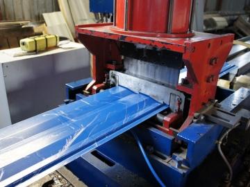 Производство металлосайдинга Корабельная доска