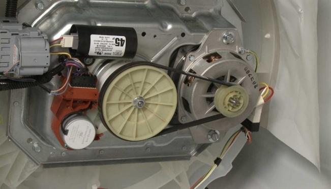 Схема двигателя стиральной машины. Наиболее распространенные варианты двигателей стиральных машин.