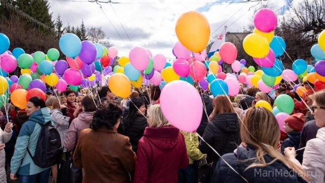 1 Мая на демонстрацию выйдет больше 10 тысяч йошкаролинцев