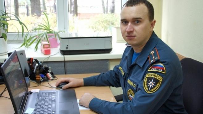 «Лучший государственный инспектор по пожарному надзору» служит в Йошкар-Оле