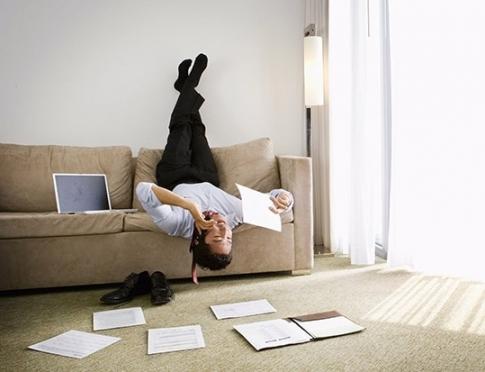 Работа из дома: как организовать свое домашнее рабочее место