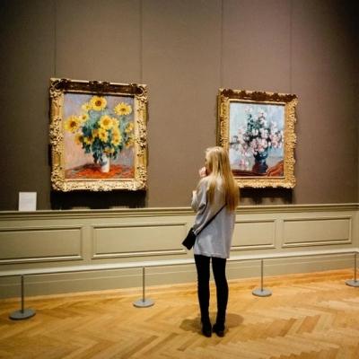 Виртуальные выставки музеев города