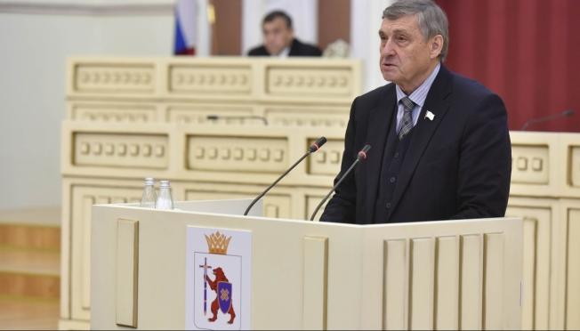 Председатель Госсобарния Анатолий Смирнов посетит Саратов