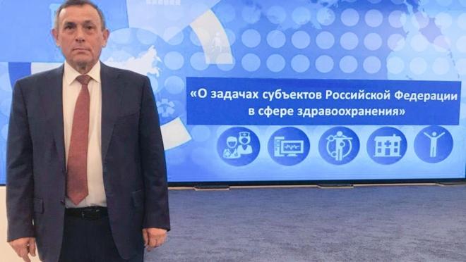 Александр Евстифеев принял участие в заседании Государственного совета
