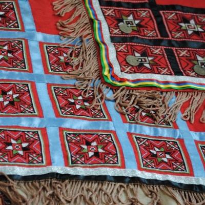 Искусство марийской вышивки: от традиции к современности