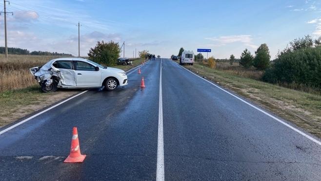 В Марий Эл 19-летний водитель устроил массовое ДТП на трассе
