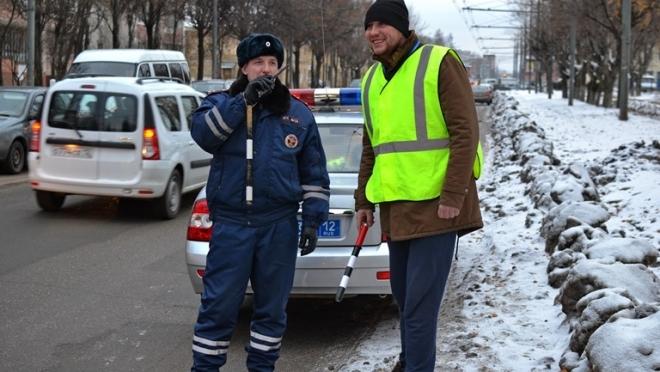 В Йошкар-Оле проверяют машины с детьми