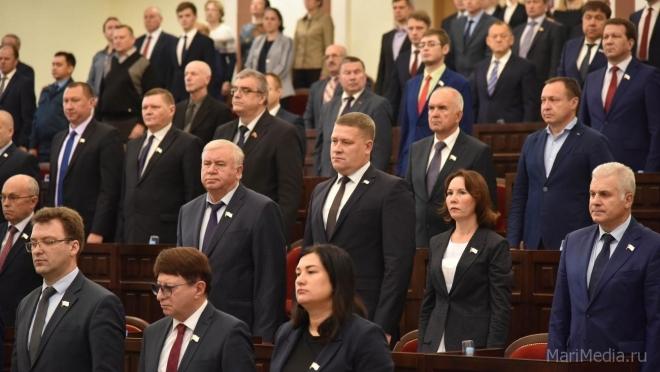 На повестке дня III сессии Госсобрания республики 15 вопросов