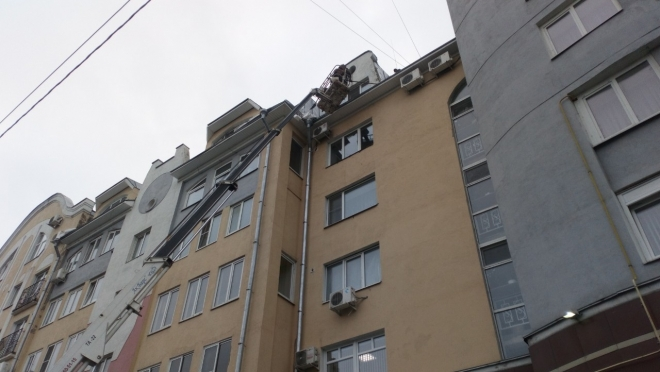 В Йошкар-Оле увеличился штраф за сосульки на крышах