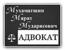 Адвокат Первой коллегии адвокатов РМЭ Мухаматшин Марат Мударисович