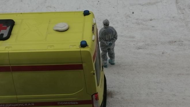 В Советском закрыли отделение для больных с коронавирусом