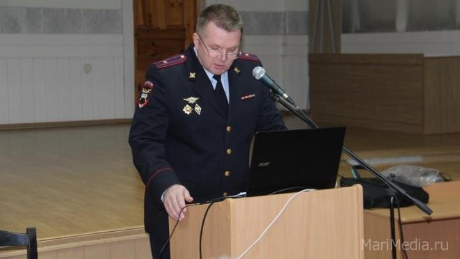 Алексей Мозгунов встретился с главврачами медицинских организаций Марий Эл