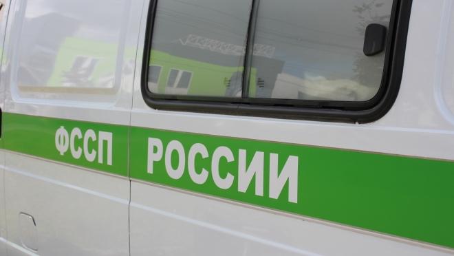 По уголовному делу Леонида Маркелова приставы изъяли 16 машин