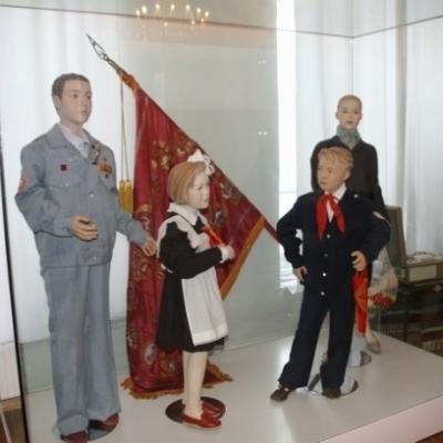 Страницы истории Марийского края с древнейших времен до 80-х гг. XX века