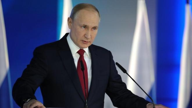 Интервью с Владимиром Путиным покажут на «России 24»