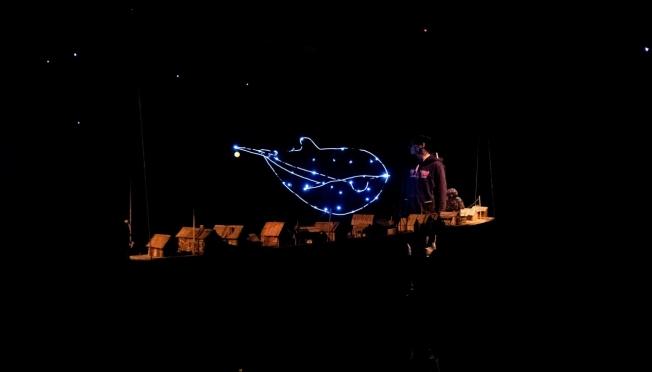 Спектакль «Йÿд орол» отправился в Екатеринбург на Международный фестиваль