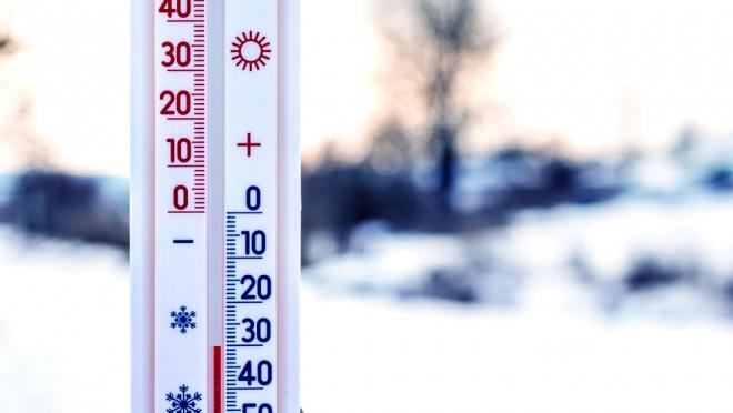 В Марий Эл на следующей неделе ожидается до -30ºС