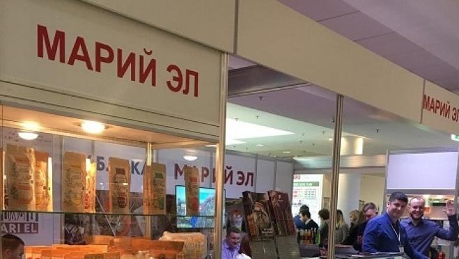 Предприятия Марий Эл представляют республику на «Продэкспо-2020» в Москве