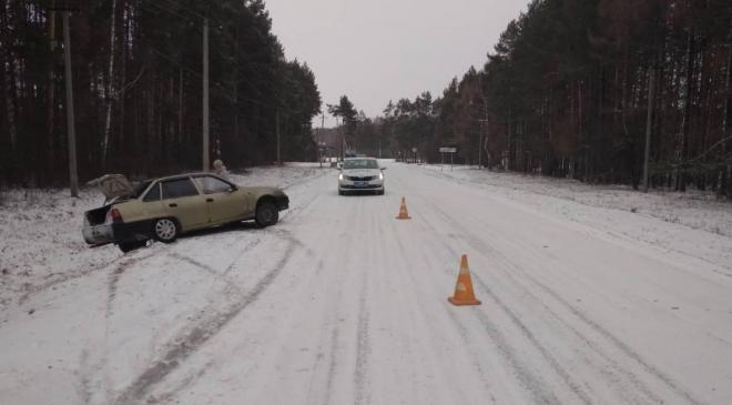 В посёлке Юбилейный иномарка сбила пешехода