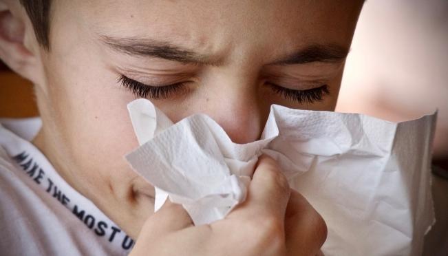 В октябре в Марий Эл заболели ОРВИ 2 413 детей и подростков
