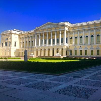 Онлайн трансляции Русского музея