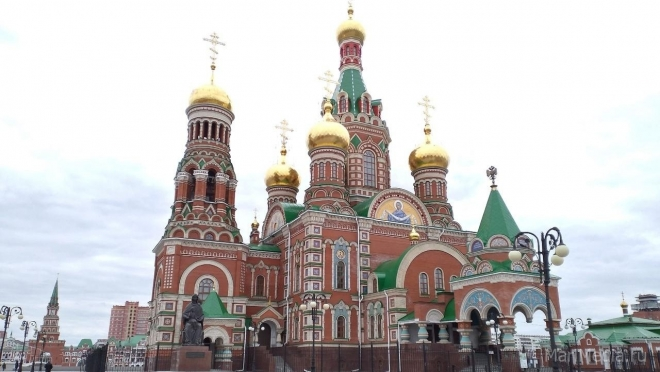 Пасхальную ночь православные верующие Марий Эл проведут у телевизоров
