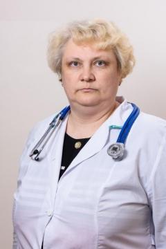 Стрелкова Светлана Степановна врач педиатр