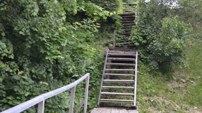 В Марий Эл реализуется проект «Малые лестницы Козьмодемьянска»