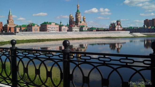 Павильоны и киоски на набережной Малой Кокшаги появятся после аукциона