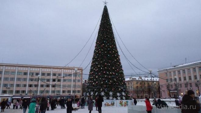 В субботу и воскресенье будет ограничено движение в районе площади Ленина