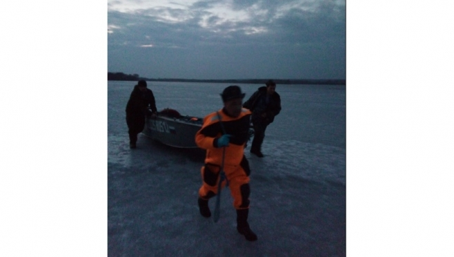 В Марий Эл погиб рыбак