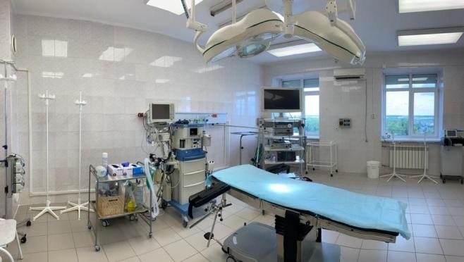 В Республиканском онкодиспансере в Йошкар-Оле провели уникальную операцию