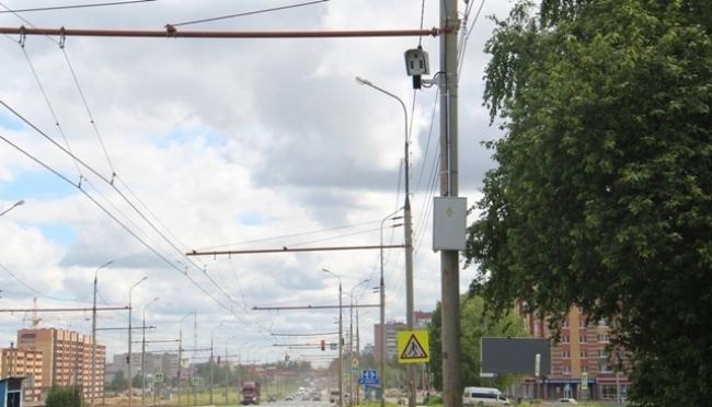 На дорогах Марий Эл установлены новые комплексы видеофиксации