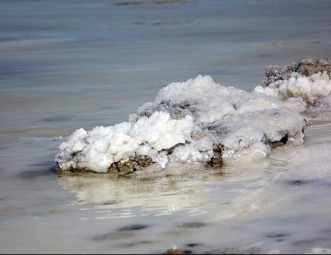 Соль-Илецк — российский аналог Мертвого моря