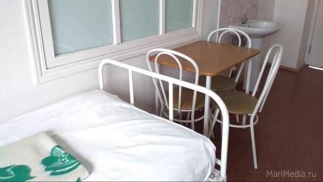 В инфекционных стационарах Марий Эл с COVID-19 находится 558 человек