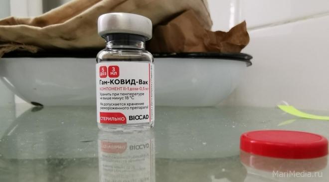 К приоритету первого уровня по вакцинации от COVID-19 отнесены россияне 60+
