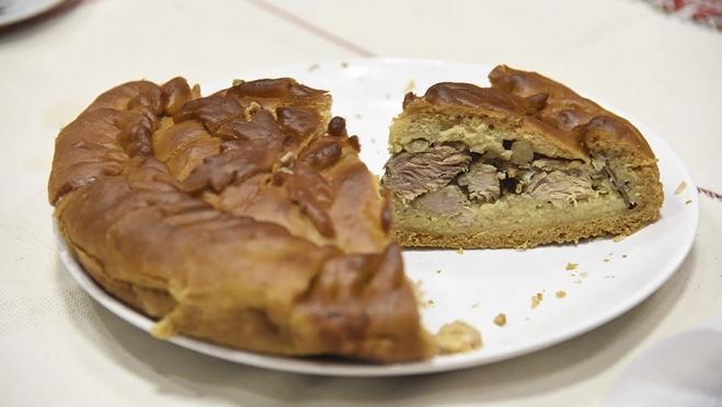 Национальное блюдо «Горномарийский кравец» –  первый региональный бренд