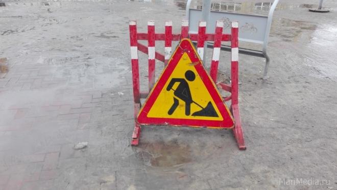 На следующей неделе будет ограничено движение по улице Подольских курсантов