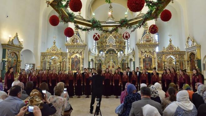 В Воскресенском соборе Йошкар-Олы выступит детский хор «Веснянка»