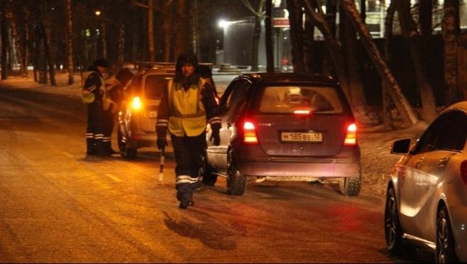 30 пьяных водителей были задержаны в Марий Эл в ноябрьские праздники