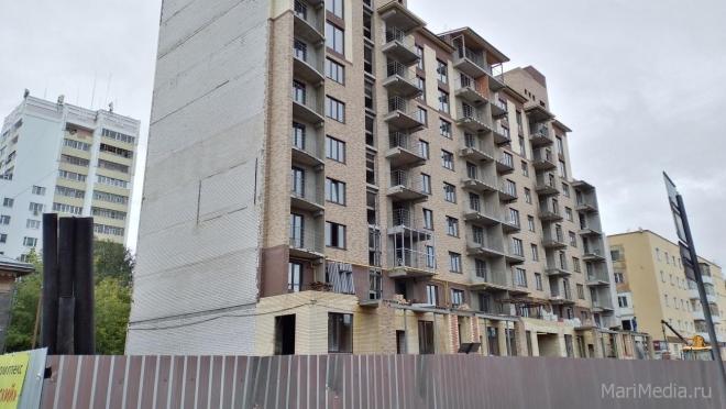 Марий Эл возглавила рейтинг регионов ПФО по росту строительства жилья