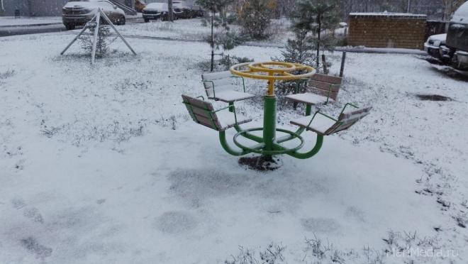 В Марий Эл обещают снег
