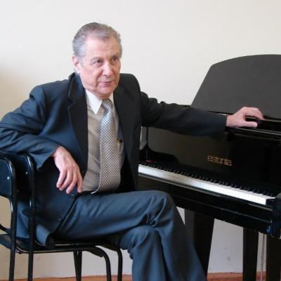 Концерт к 95-летию со Дня рождения Андрея Эшпая