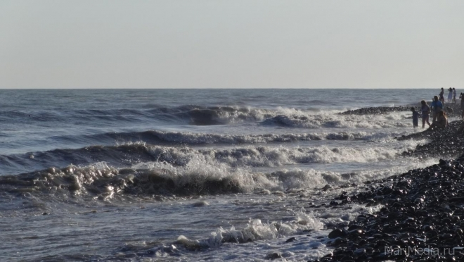 В Анапе и Новороссийске запретили купаться в море