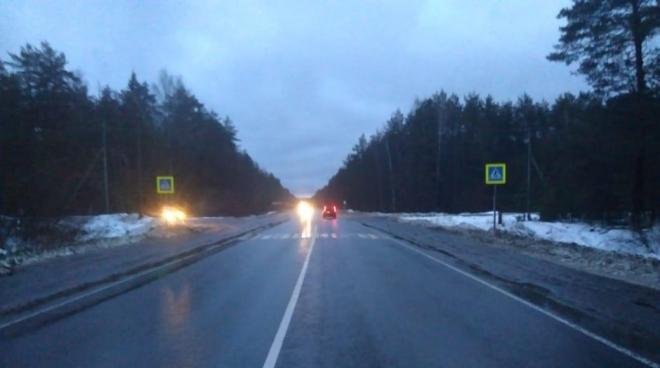 На Казанском тракте пенсионера сбила машина и скрылась с места ДТП
