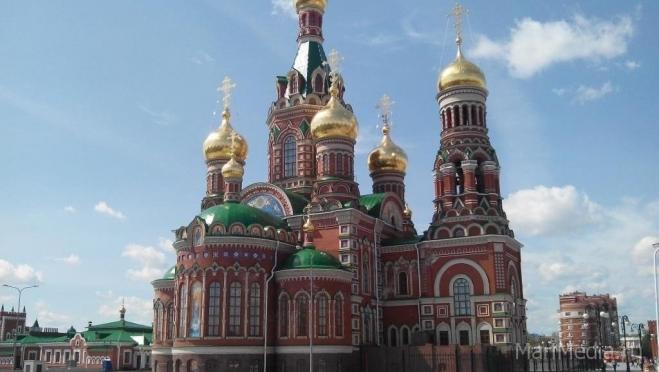 Марий Эл отметит Крещение Руси колокольным звоном