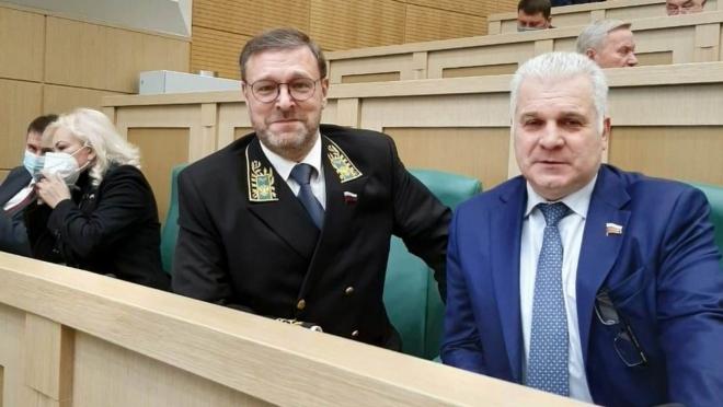 Сергей Мартынов поздравил дипломатов с профессиональным праздником