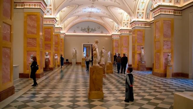 Виртуальное искусство – Эрмитаж, Третьяковка, Государственный Русский музей