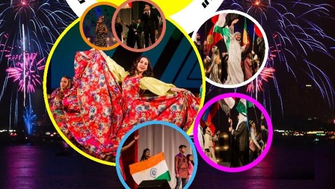 В Йошкар-Оле состоится IV Night-fest национальных культур «Открой свое сердце всему миру!»